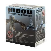 HIBOU AVEC AILES #1488