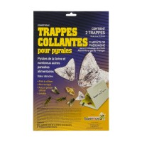 TRAPPES COLLANTES POUR PYRALES #24302
